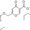 2-Palmitoyloxymethyl-5-palmitoyloxy-gamma-pyrone