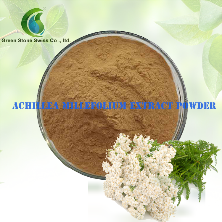 Yarrow Flower Plant Extract