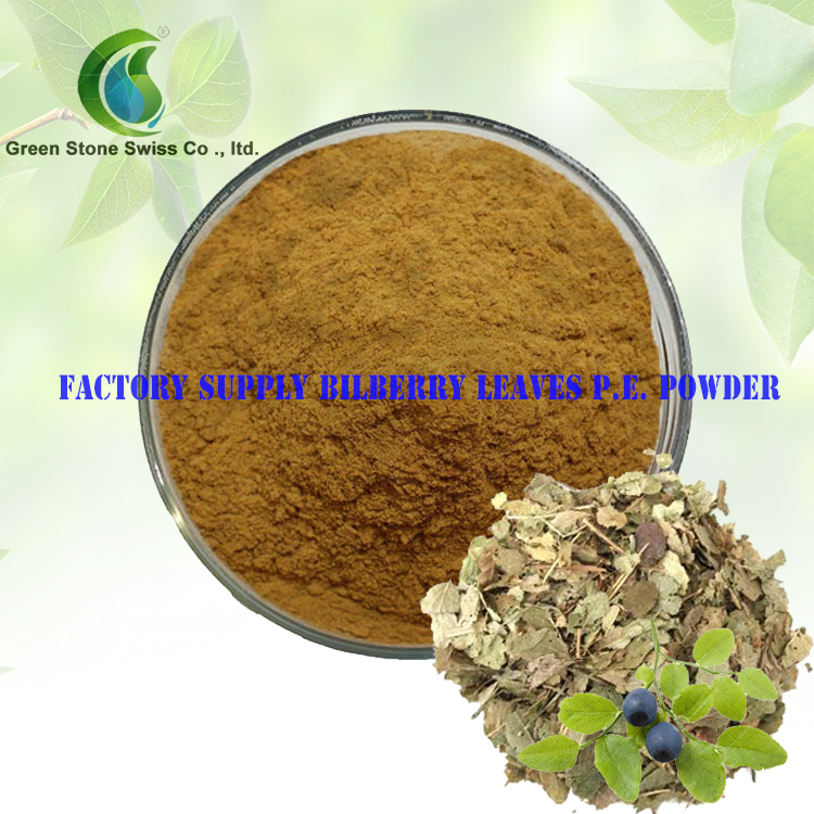 Bilberry Leaves Extract
