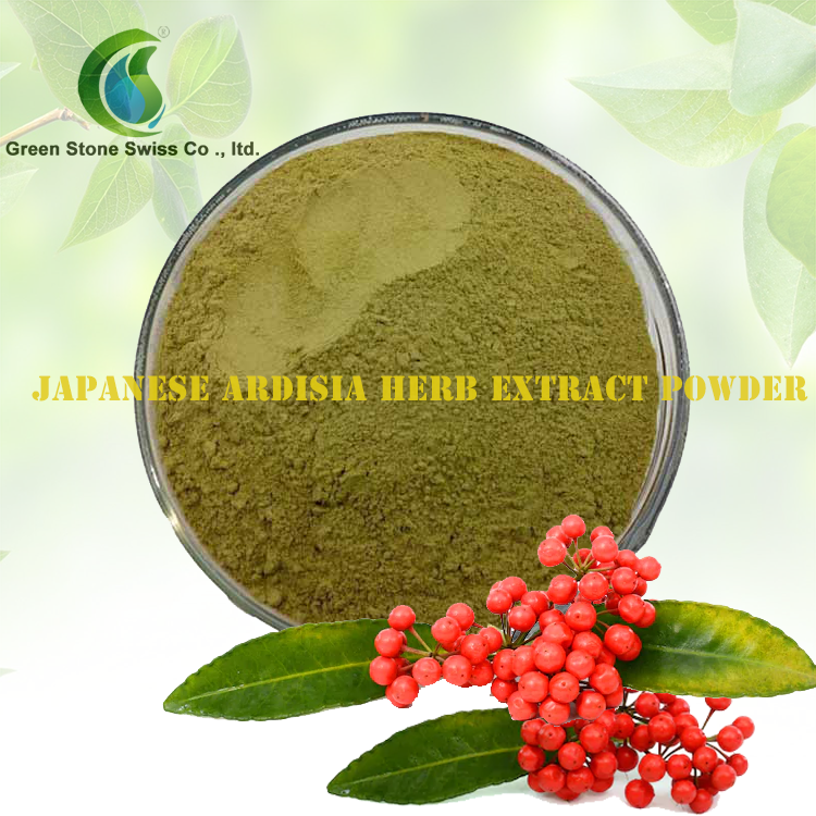 Ardisia Crenata Extract Powder